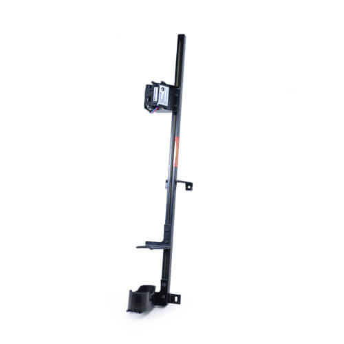 Gun Rack Single Weapon Partition Mounted Vertical Gr2