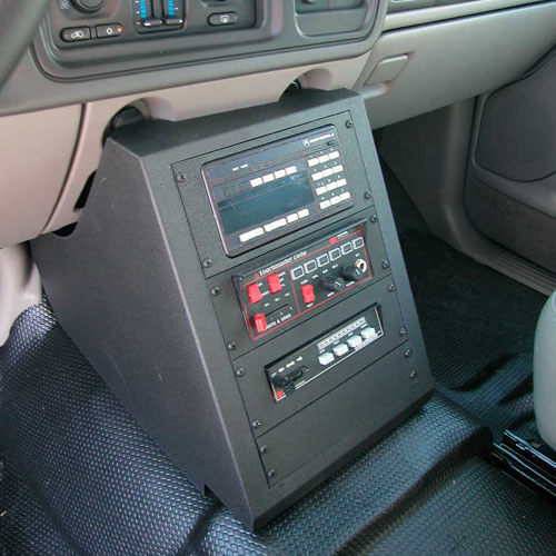 Miraculous Chevy Tahoe Police Equipment Console Contour Bench Seats Caraccident5 Cool Chair Designs And Ideas Caraccident5Info